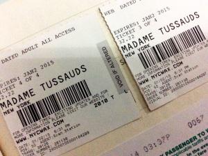 Madame Tussauds NYC