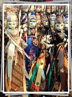 wayang or puppet